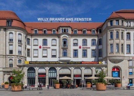 Hotel Erfurt Nah Hauptbahnhof