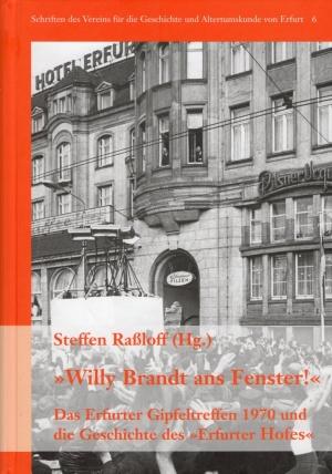 willy brandt ans fenster erfurt. Black Bedroom Furniture Sets. Home Design Ideas